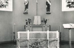 Bonneville Intérieur de l'Eglise