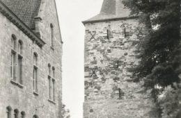 Bonneville L'Eglise et le Presbytère