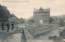 Thon Samson Inondation du Samson le 11 juin 1910