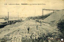 Andenelle Carrières Quévit Frères