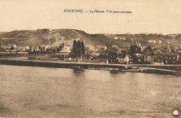 Andenelle La Meuse Vue Panoramique
