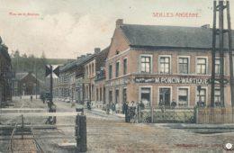 Seilles Rue de la Station