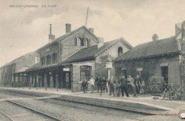 Seilles La Gare