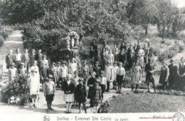 Seilles Externat Ste Cécile – Le Jardin