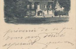 Sclaigneaux Le Château