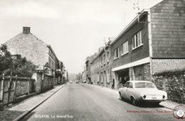 Sclayn Rue des Combattants