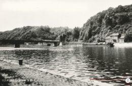 Sclayn La Gare et le Pont