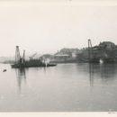 Pont provisoire de 1940-1944