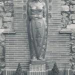 La Minerve lors de l'inauguration en 1950.