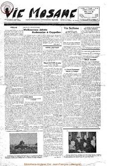 10e année - n°425 - 8 janvier 1955