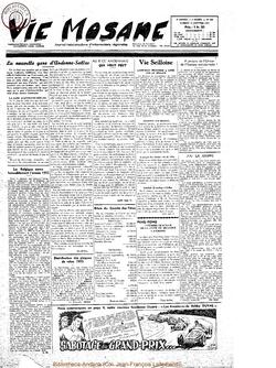 10e année - n°426 - 15 janvier 1955