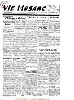 10e année - n°427 - 22 janvier 1955