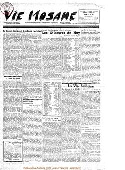 10e année - n°437 - 2 avril 1955