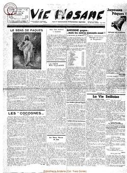10e année - n°438 - 9 avril 1955