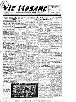 10e année - n°440 - 23 avril 1955