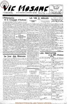 10e année - n°442 - 7 mai 1955