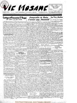 10e année - n°452 - 16 juillet 1955