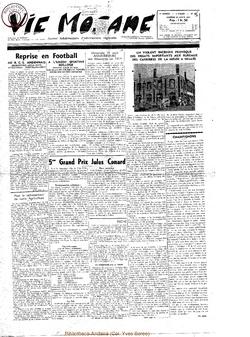 10e année - n°457 - 20 août 1955