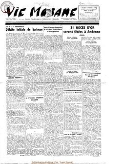 10e année - n°460 - 10 septembre 1955