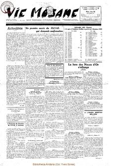 10e année - n°463 - 1 octobre 1955