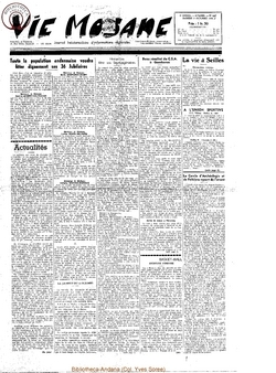 10e année - n°465 - 15 octobre 1955
