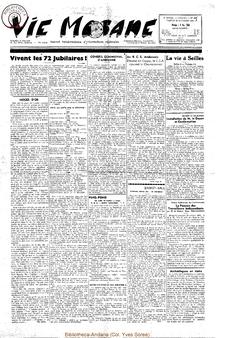 10e année - n°466 - 22 octobre 1955