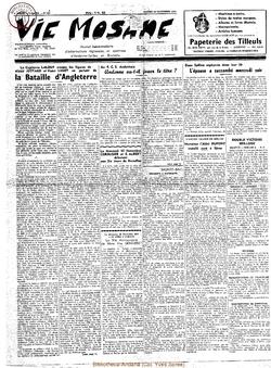 10e année - n°471 - 26 novembre 1955