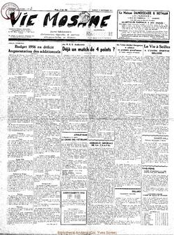 10e année - n°474 - 17 décembre 1955