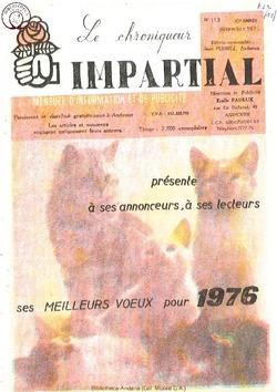 10e année - n113 - décembre 1975