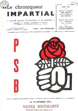 11e année - n116 - avril 1976