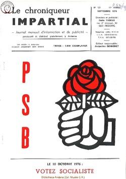 11e année - n121 - septembre 1976