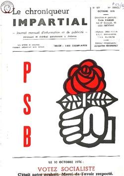 11e année - n122 - octobre 1976