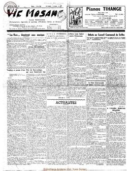 12e année - n°538 - 16 mars 1957