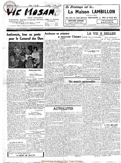 12e année - n°540 - 31 mars 1957