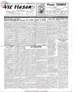 12e année - n°541 - 7 avril 1957