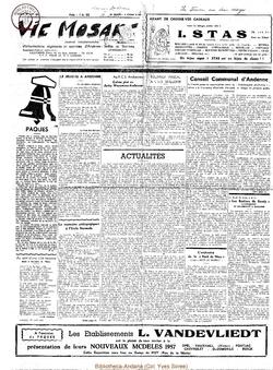 12e année - n°543 - 20 avril 1957