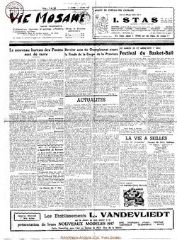 12e année - n°544 - 27 avril 1957