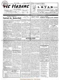12e année - n°545 - 4 mai 1957