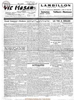 12e année - n°549 - 2 juin 1957
