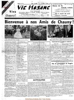 12e année - n°552 - 22 juin 1957