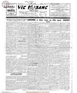 12e année - n°553 - 29 juin 1957