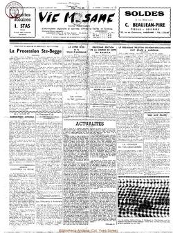12e année - n°554 - 6 juillet 1957