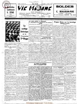 12e année - n°555 - 13 juillet 1957