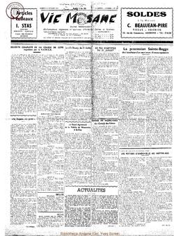 12e année - n°557 - 27 juillet 1957