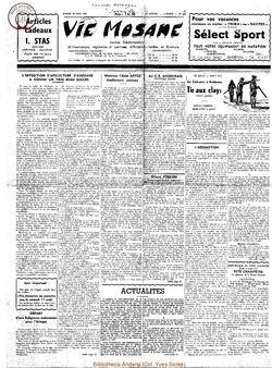 12e année - n°559 - 10 août 1957
