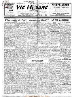 12e année - n°564 - 21 septembre 1957
