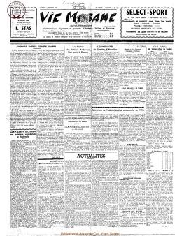 12e année - n°566 - 5 octobre 1957