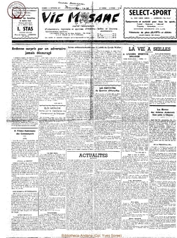 12e année - n°567 - 12 octobre 1957