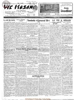12e année - n°570 - 2 novembre 1957