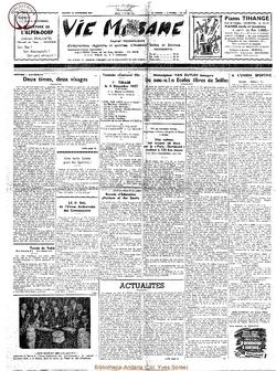 12e année - n°573 - 23 novembre 1957